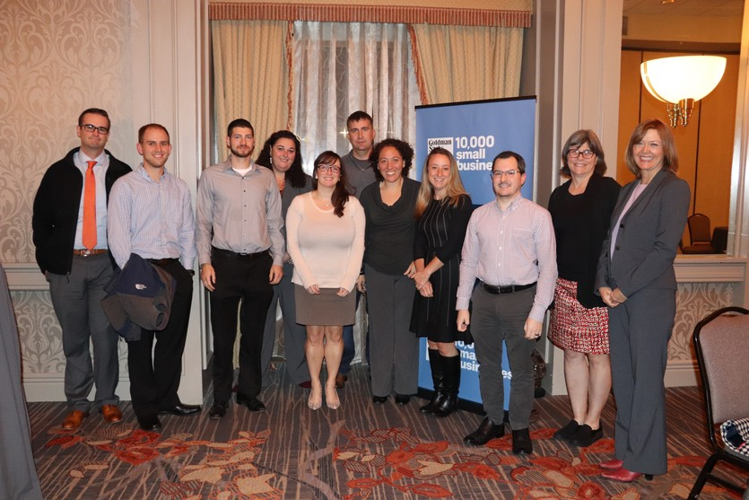 First Class Graduates From Emerging Leaders Network